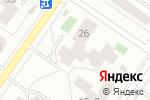 Схема проезда до компании Российский государственный профессионально-педагогический университет в Екатеринбурге