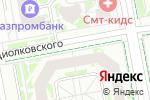 Схема проезда до компании Сказано Сделано в Екатеринбурге