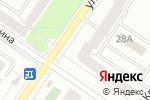 Схема проезда до компании Вестверк в Екатеринбурге