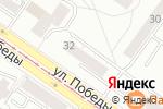 Схема проезда до компании Свердловская птицефабрика в Екатеринбурге