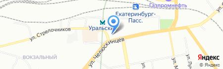 ФотоДок на карте Екатеринбурга