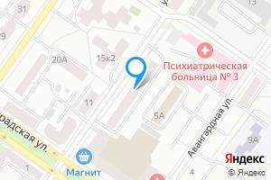 Двухкомнатная квартира в Екатеринбурге м. Уралмаш, Свердловская область, улица Красных Борцов, 6