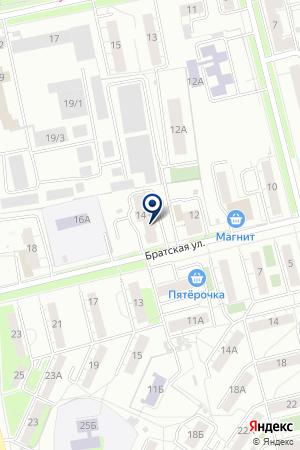 КОМПАНИЯ СИНТЕЗ-КОМПЛЕКТ на карте Екатеринбурга