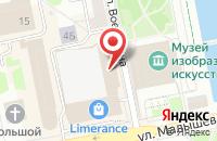 Схема проезда до компании Геодиз в Екатеринбурге