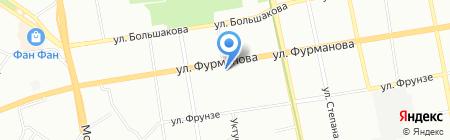Отдел адресно-справочной работы УФМС на карте Екатеринбурга