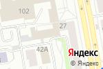 Схема проезда до компании Локомотив в Екатеринбурге