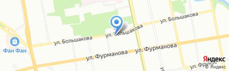 Оникс на карте Екатеринбурга