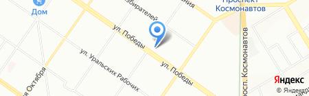 AUTODOC на карте Екатеринбурга