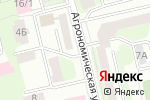 Схема проезда до компании ПольЗА в Екатеринбурге