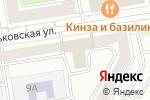 Схема проезда до компании Районная территориальная избирательная комиссия г. Екатеринбурга в Екатеринбурге