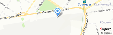 Венеция. Керамика и камень на карте Екатеринбурга