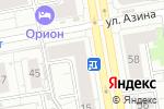 Схема проезда до компании Модный Трофей в Екатеринбурге