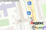 Схема проезда до компании Центр функционального развития в Екатеринбурге