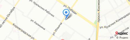 Семейный капитал на карте Екатеринбурга