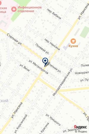БАР МАЭСТРО на карте Серова