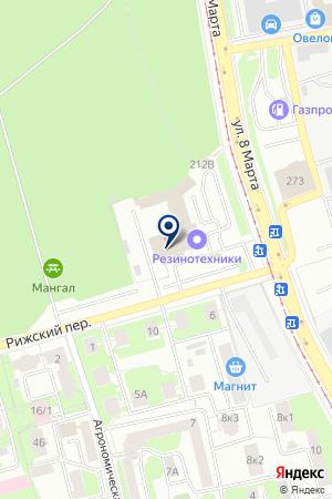 Мир мебельных ручек на карте Екатеринбурга