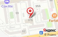 Схема проезда до компании Максфитнес Екб в Екатеринбурге