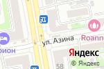 Схема проезда до компании Цветы для Вас в Екатеринбурге
