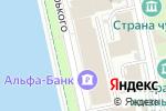 Схема проезда до компании Либхерр-Русланд в Екатеринбурге