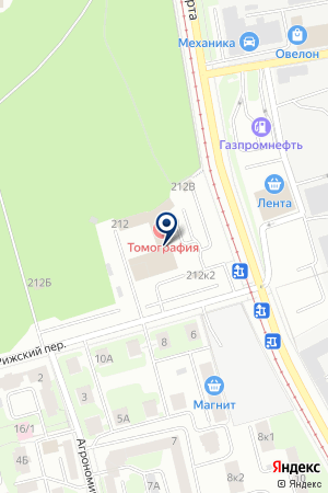 ТРАНЗИТ-СНАБГАЗ на карте Екатеринбурга