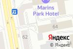 Схема проезда до компании Городской комфорт в Екатеринбурге