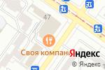 Схема проезда до компании ДРАЙВ ФИТНЕС в Екатеринбурге