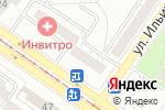 Схема проезда до компании ЭЛЕОС в Екатеринбурге