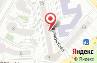 Схема проезда до компании Команда «Че» в Екатеринбурге
