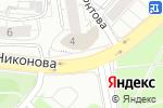 Схема проезда до компании Банкомат, Юникредит банк в Екатеринбурге