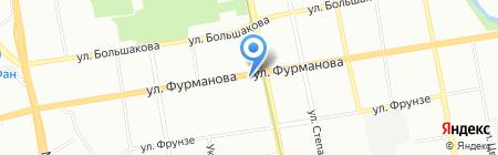 Автобагажники и фаркопы на карте Екатеринбурга