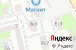 Схема проезда до компании Для дома и тебя в Екатеринбурге