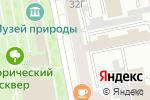 Схема проезда до компании Holy Wed в Екатеринбурге