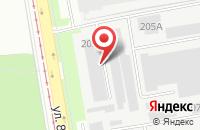 Схема проезда до компании Цветмет-Инжиниринг в Екатеринбурге
