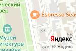 Схема проезда до компании Энергогарант, ПАО в Екатеринбурге