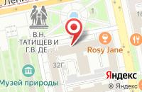 Схема проезда до компании Издательская Группа «Медиа Технологии Групп» в Екатеринбурге