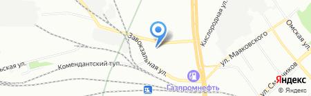Энергоэффект на карте Екатеринбурга