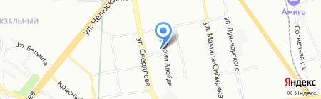Генераторы и электростанции дизельные на карте Екатеринбурга