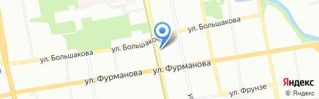 Фамильный Альбом на карте Екатеринбурга
