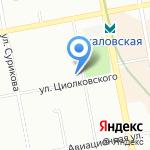 СЕН САЙ на карте Екатеринбурга