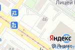 Схема проезда до компании Coral Travel в Екатеринбурге