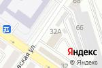 Схема проезда до компании Финкомбез.рф в Екатеринбурге