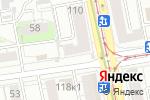 Схема проезда до компании Магазин фруктов и овощей в Екатеринбурге