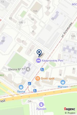 АПТЕКА ВИДА на карте Екатеринбурга