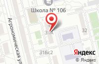 Схема проезда до компании Медиа-Ресурс в Екатеринбурге