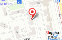 Схема проезда до компании Промтехностайл в Екатеринбурге
