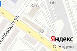 Схема проезда до компании Мир Изоляции в Екатеринбурге
