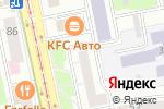 Схема проезда до компании Альтер Эго в Екатеринбурге
