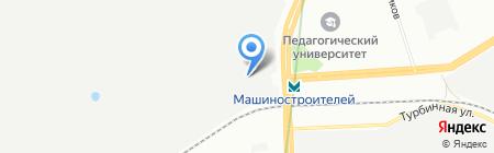 Lindstrom на карте Екатеринбурга
