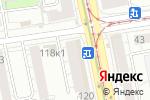 Схема проезда до компании JapanCars в Екатеринбурге