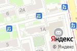 Схема проезда до компании Платинум в Екатеринбурге